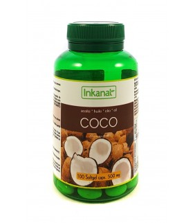 COCONUT OIL PEARLS 500 MG
