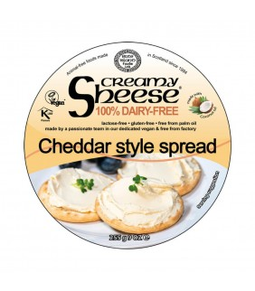 CHEDDAR CHEESE SPREADS...