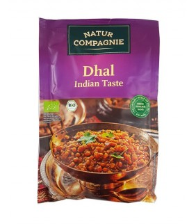 DHAL INDIAN CURRY BIO 150GR