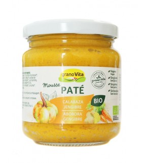 PATE AND GINGER PUMPKIN...