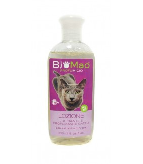 POLISHING LOTION WITH CATS...
