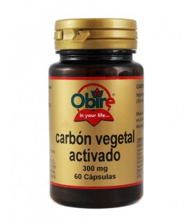 CHARCOAL ACTIVATED 300MG...