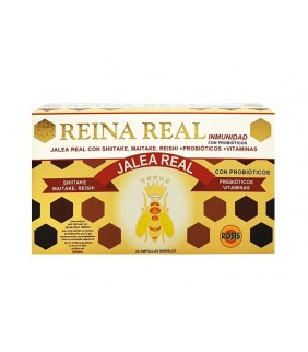 QUEEN REAL IMMUNITY 20 AMP...