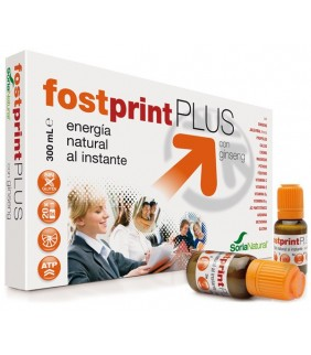 FOST PRINT PLUS FLAVOR WITH...