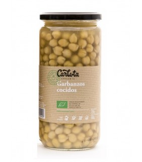 720gr cooked chickpeas